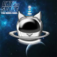 [Cats In Space Too Many Gods Album Cover]