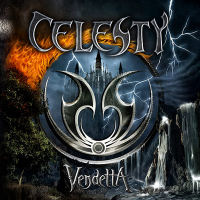 [Celesty Vendetta Album Cover]