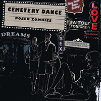 Cemetary Dance Poser Zombies Album Cover
