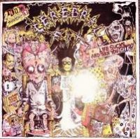 [Cerebral Fix Life Sucks... and Then You Die! Album Cover]