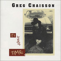[Greg Chaisson It's About Time Album Cover]