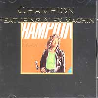 Champion Champion Album Cover