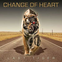 [Change of Heart Last Tiger Album Cover]