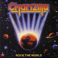 [Charizma Rock the World Album Cover]
