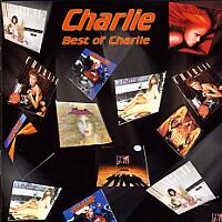 [Charlie The Best of Charlie Album Cover]