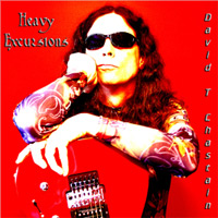 David T. Chastain Heavy Excursions Album Cover