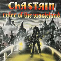 [Chastain Ruler of the Wasteland Album Cover]