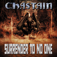 [Chastain Surrender to No One Album Cover]