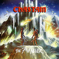 [Chastain The 7th of Never Album Cover]