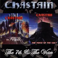 [Chastain The 7th of Never/The Voice of the Cult Album Cover]