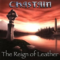 [Chastain The Reign of Leather Album Cover]