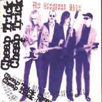 [Cheap Trick Greatest Hits Album Cover]