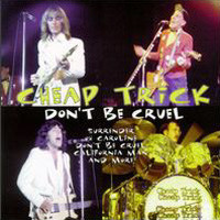 [Cheap Trick Don't Be Cruel Album Cover]