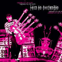 [Cheap Trick Live In Australia Album Cover]