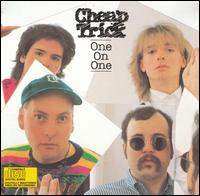[Cheap Trick One on One Album Cover]