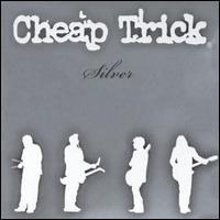 [Cheap Trick Silver Album Cover]