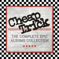 [Cheap Trick The Complete Epic Albums Collection (Box Set) Album Cover]