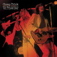 [Cheap Trick The Epic Archive, Vol. 1 (1975-1979) Album Cover]