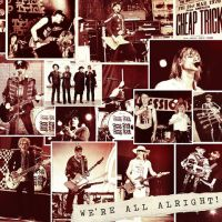 [Cheap Trick We're All Alright Album Cover]