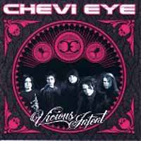 [Chevi Eye Vicious Intent Album Cover]