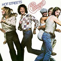 Chicago Hot Streets Album Cover