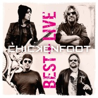 [Chickenfoot Best Plus Live Album Cover]