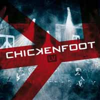 Chickenfoot LV Album Cover