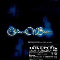 [Children of Bodom Bestbreeder from 1997 to 2000 Album Cover]