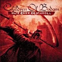 [Children of Bodom Hate Crew Deathroll Album Cover]