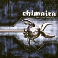 [Chimaira Pass Out of Existence Album Cover]
