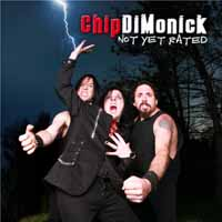 Chip Dimonick Not Yet Rated Album Cover