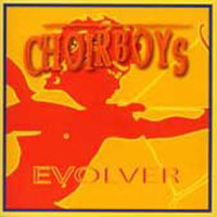 Choirboys Evolver Album Cover