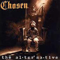 [Chosen The Alternative Album Cover]
