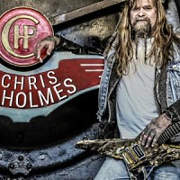 [Chris Holmes CHP Album Cover]