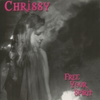 [Chrissy Free Your Spirit Album Cover]
