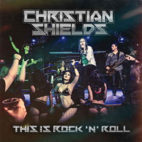 [Christian Shields This Is Rock 'N' Roll Album Cover]