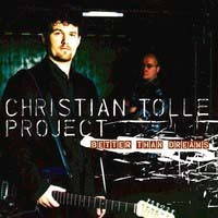 Christian Tolle Project Better Than Dreams Album Cover