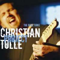 [Christian Tolle Project The Real Thing Album Cover]