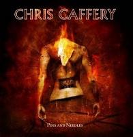 [Chris Caffery Pins and Needles Album Cover]
