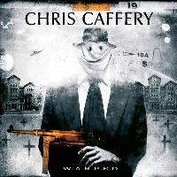 [Chris Caffery W.A.R.P.E.D. Album Cover]