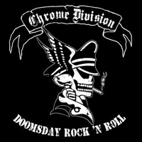 [Chrome Division Doomsday Rock 'N' Roll Album Cover]