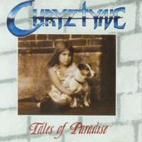 [Chryztyne Tales of Paradise Album Cover]