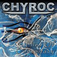 Chyroc Files Of Conspiracy Album Cover