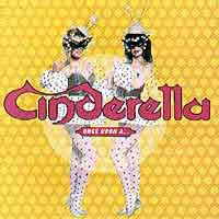 [Cinderella Once Upon A... Album Cover]