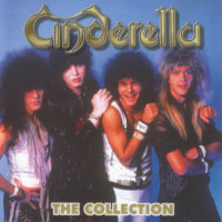 [Cinderella The Collection Album Cover]