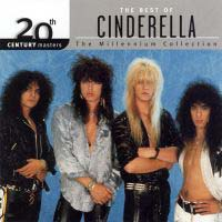 [Cinderella 20th Century Masters: The Best Of Cinderella Album Cover]
