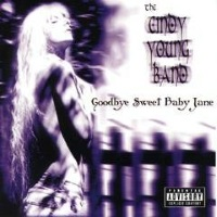 The Cindy Young Band Goodbye Sweet Baby Jane Album Cover