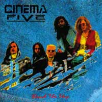 [Cinema Five Bend the Sky Album Cover]