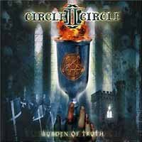 Circle II Circle Burden Of Truth Album Cover
