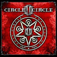 [Circle II Circle Full Circle Album Cover]